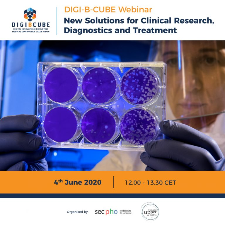 [04/06] New solutions for Clinical Research, Diagnostics and Treatment
