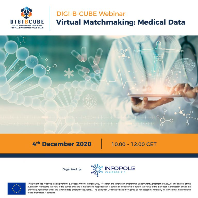 [12/04] Virtual Matchmaking: Medical Data